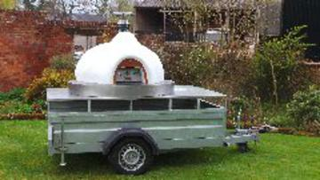 More info on Mobile Catering Wood Burning Oven